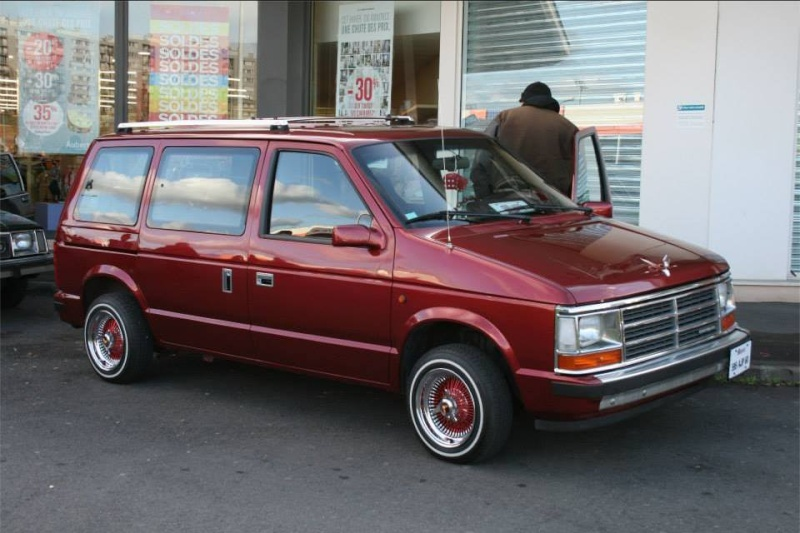 Voyager S1 3LV6 1990 LOWRIDER LOOK S1_old10
