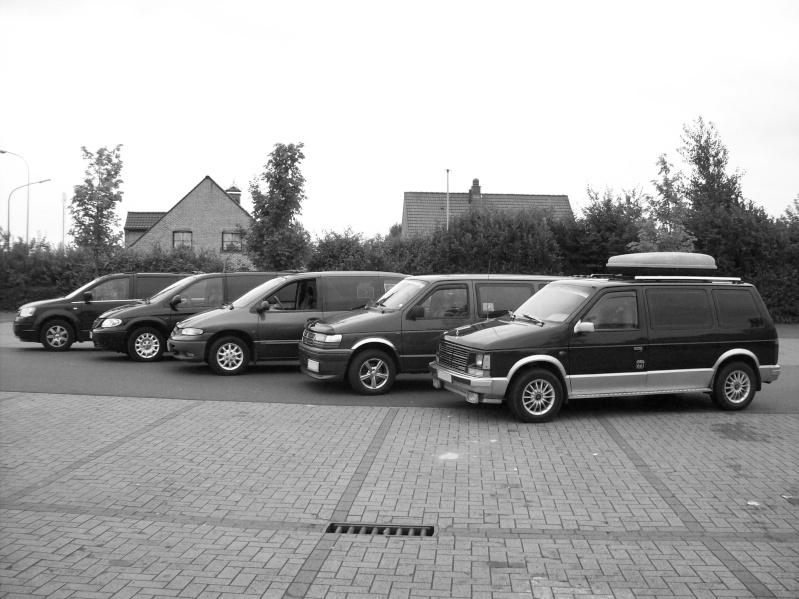 Postez vos clichés de votre/vos minivans en sortie meeting - Page 3 Talent12