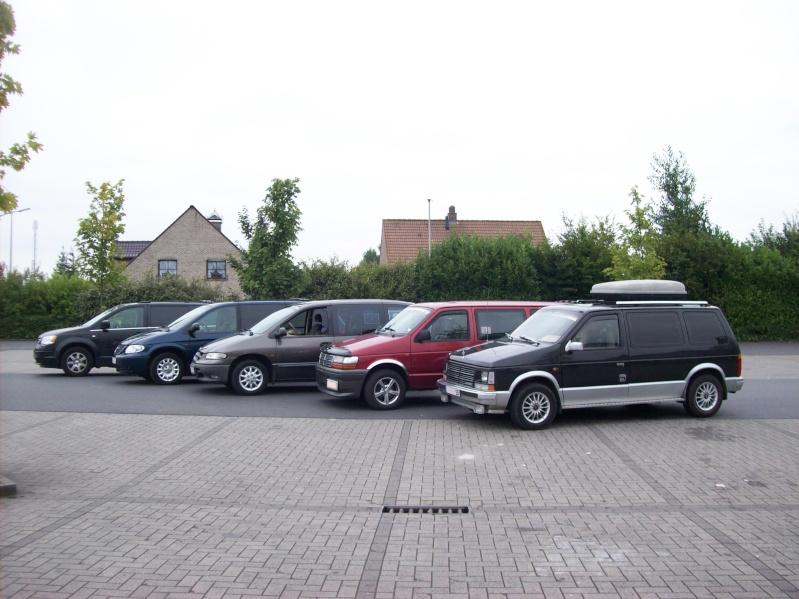 Postez vos clichés de votre/vos minivans en sortie meeting - Page 3 Talent13