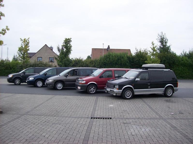 Postez vos clichés de votre/vos minivans en sortie meeting - Page 3 Talent14