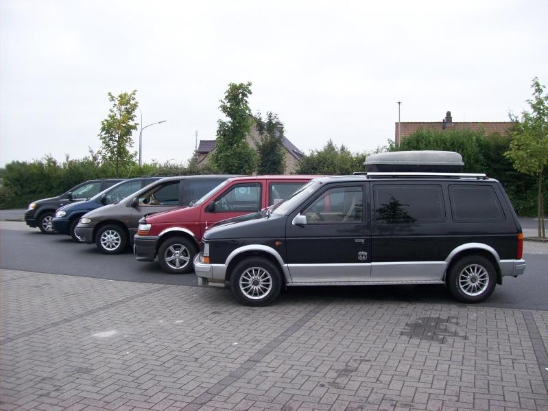 Postez vos clichés de votre/vos minivans en sortie meeting - Page 3 Talent16