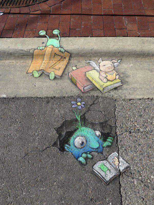 David Zinn - Street Art poétique David-12
