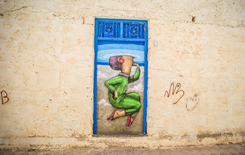 Street Art à Djerba Seth_f11