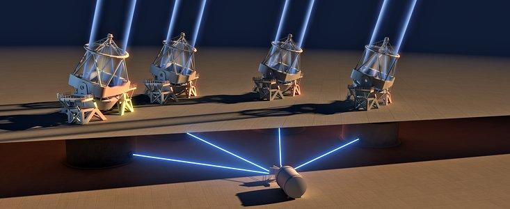 VLT - Le Very Large Telescope de l'ESO Eso18011
