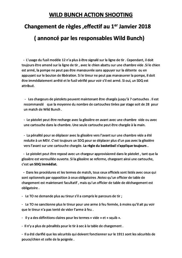 Nouvelles règles Wild Bunch Wild-b10