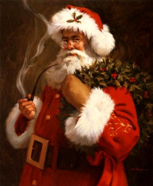 Le Noël de la Joyeuse Bouffarde Santa-10