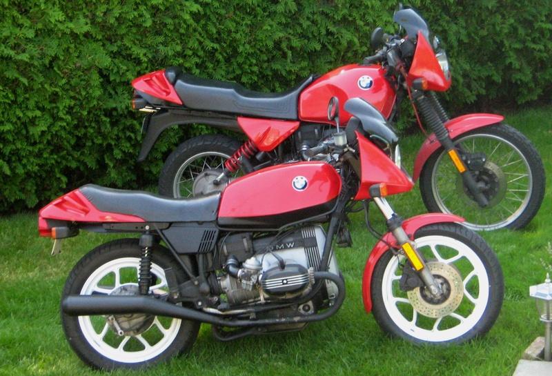 Restauration d'une R65LS de 1981 3b78bf10
