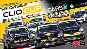 Clio Europa Cup BY T2G