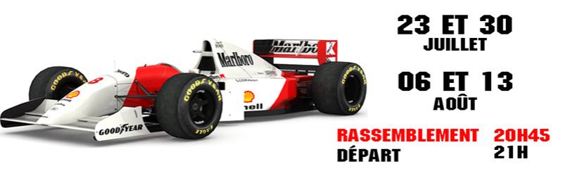 Championnat F1 rétro By T2G Calend17