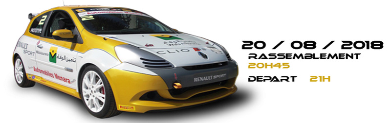 Championnat Clio Cup By T2G Calend20