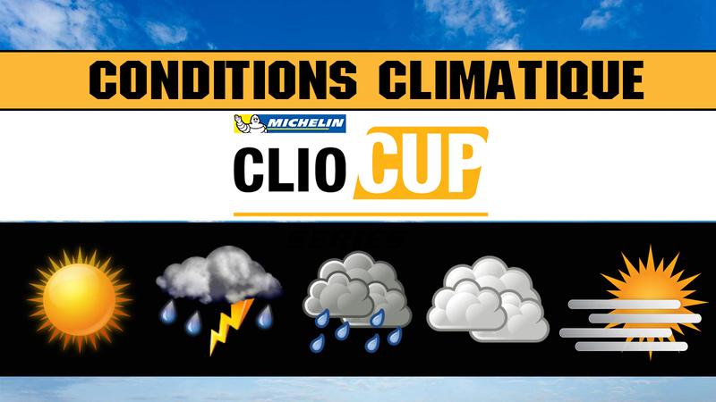 Météo Clio Europa Cup Cd1010
