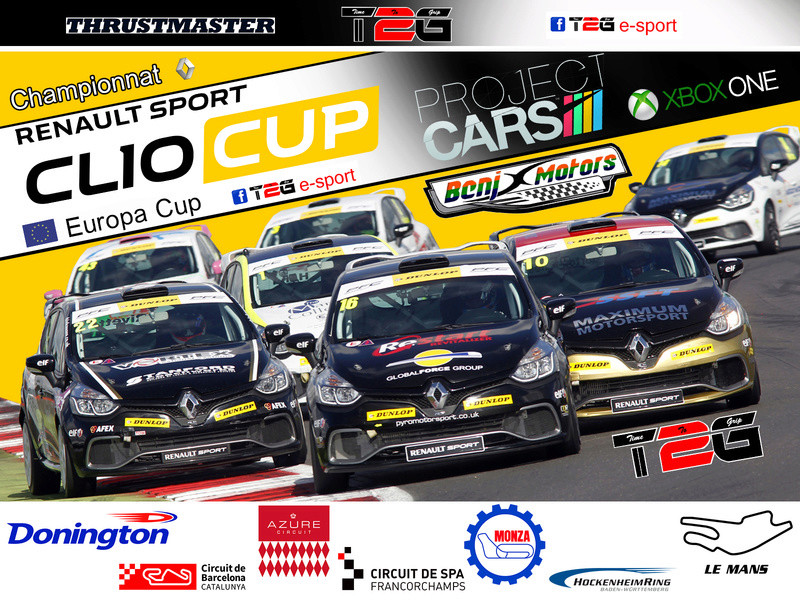 Clio Europa Cup BY T2G Clio_c10