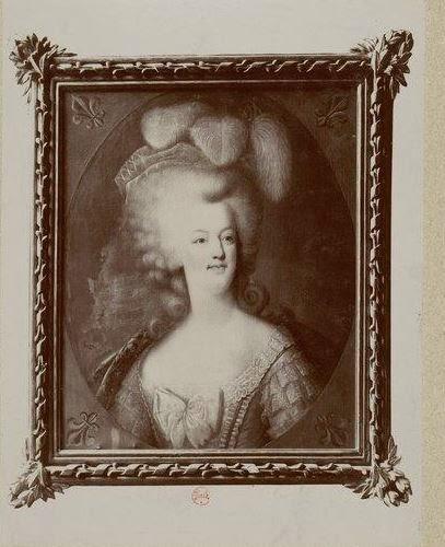 Portrait de la Reine Marie-Antoinette par Joseph Boze - Page 4 Boze10