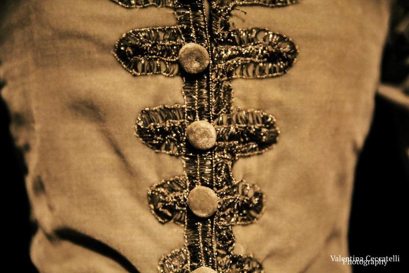 Les costumes de Marie-Antoinette au musée du textile de Prato Marie-11