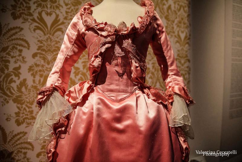 Les costumes de Marie-Antoinette au musée du textile de Prato Marie-12