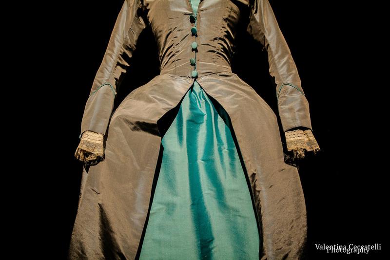 Les costumes de Marie-Antoinette au musée du textile de Prato Marie-13