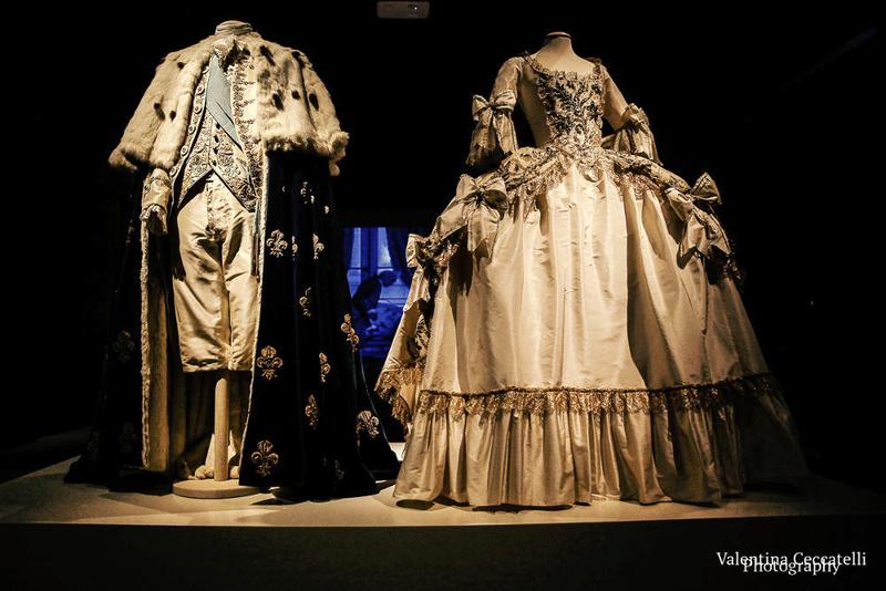 Les costumes de Marie-Antoinette au musée du textile de Prato Marie-14
