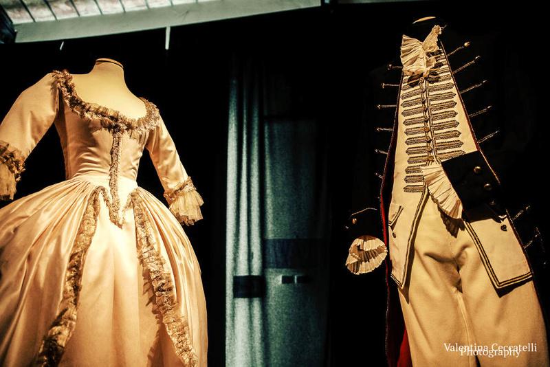 Les costumes de Marie-Antoinette au musée du textile de Prato Marie-16