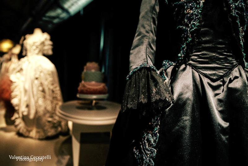 Les costumes de Marie-Antoinette au musée du textile de Prato Marie-17