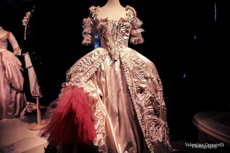 Les costumes de Marie-Antoinette au musée du textile de Prato Marie-18