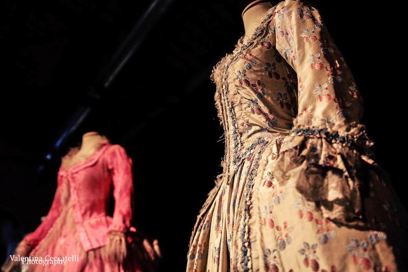 Les costumes de Marie-Antoinette au musée du textile de Prato Marie-19