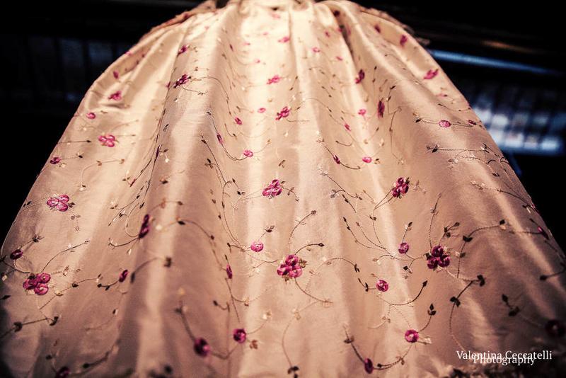 Les costumes de Marie-Antoinette au musée du textile de Prato Marie-21