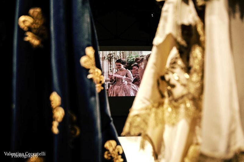 Les costumes de Marie-Antoinette au musée du textile de Prato Marie-23