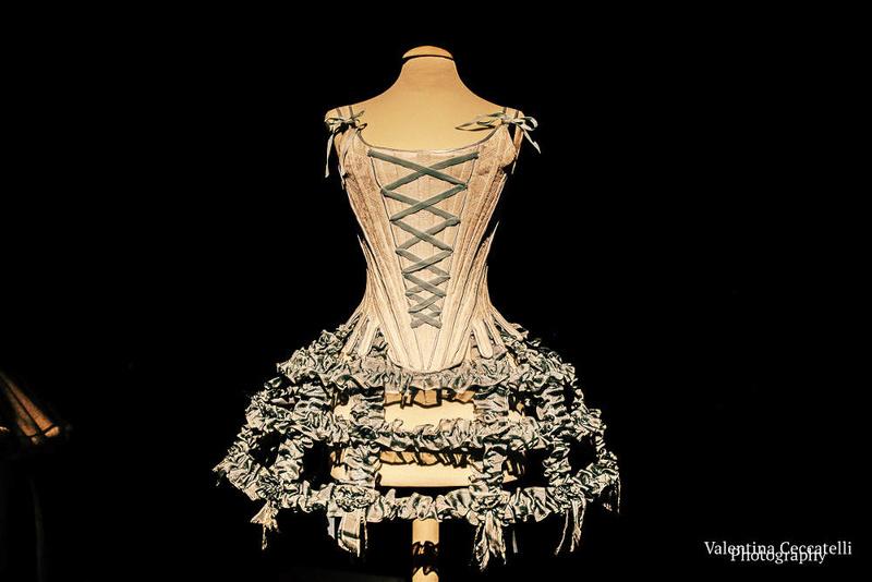 Les costumes de Marie-Antoinette au musée du textile de Prato Marie-24