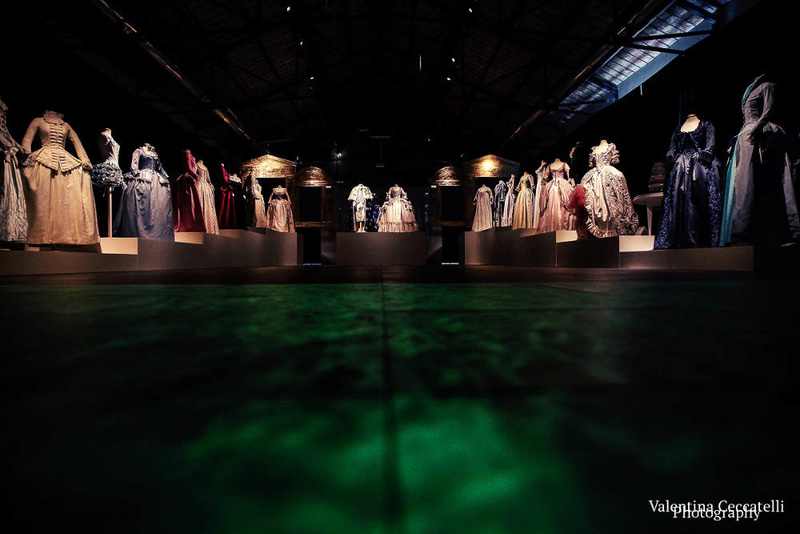 Les costumes de Marie-Antoinette au musée du textile de Prato Marie-25