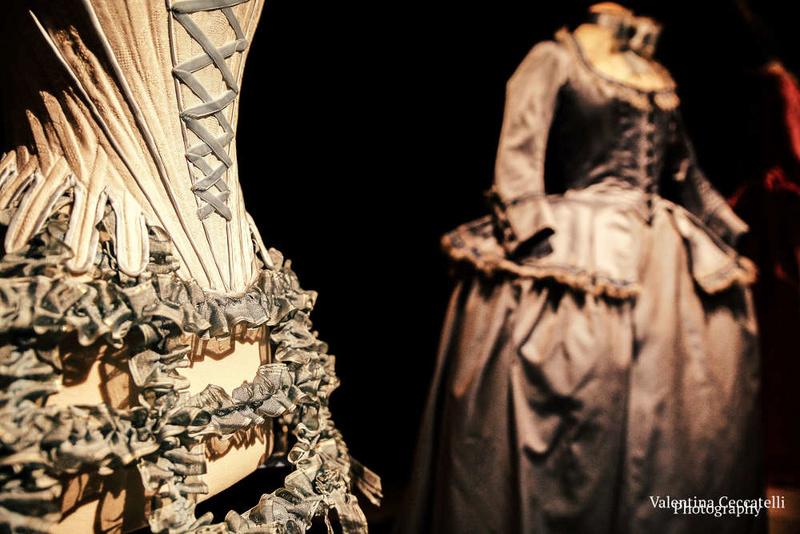 Les costumes de Marie-Antoinette au musée du textile de Prato Marie-27