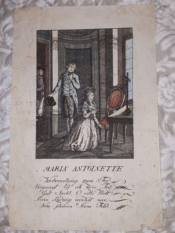 La Conciergerie : Marie-Antoinette dans sa cellule. - Page 3 Zz11