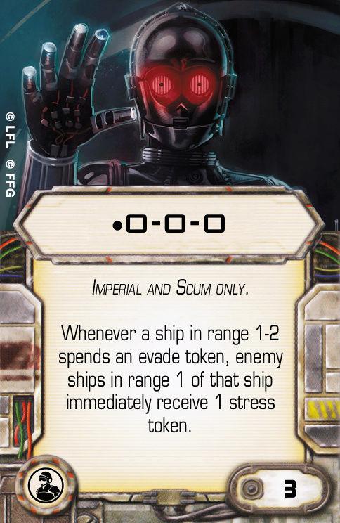 Custom Set: Doctor Aphra | Ark Angel 0-0-0-10