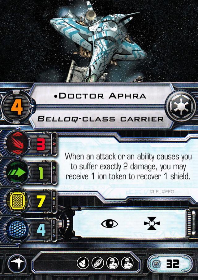 Custom Set: Doctor Aphra | Ark Angel Doctor11