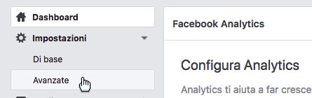 Aggiorna l'API Facebook dei tuoi forum alla versione v2.12 Scherm38