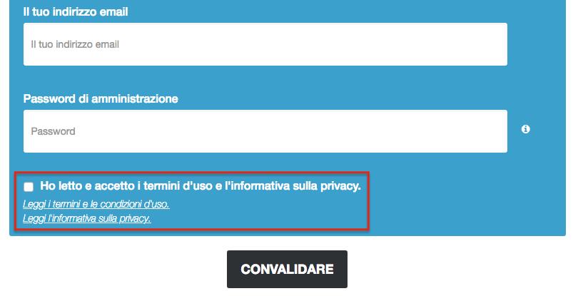 RGPD: ancora più protezione per i tuoi dati personali Scherm83