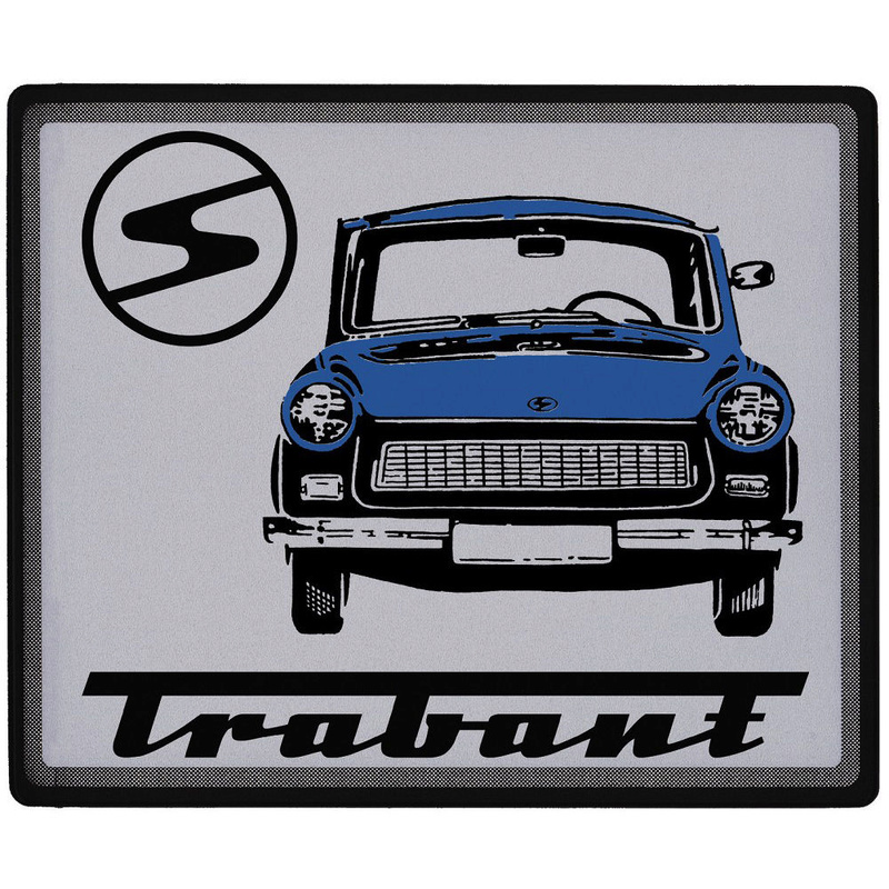 Ostalgie : Produits Divers Made in DDR Trabi_13