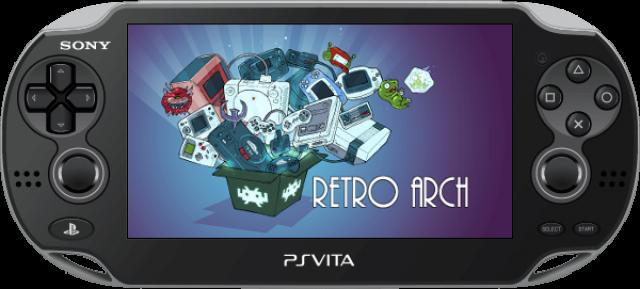 [Tuto] Installation de RetroArch sur PS Vita 63128211