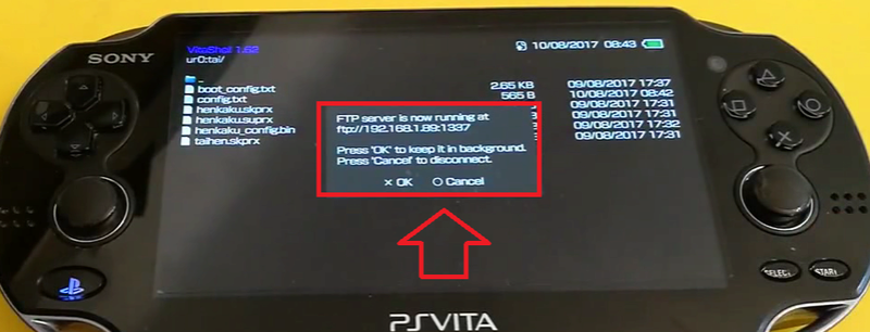 [Tuto] Comment installer sd2vita sur PS Vita ? Image_23