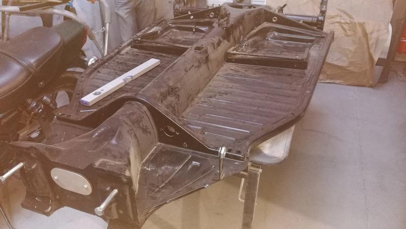 """projet construction d'un buggy """"manx"""". Img_2020"""