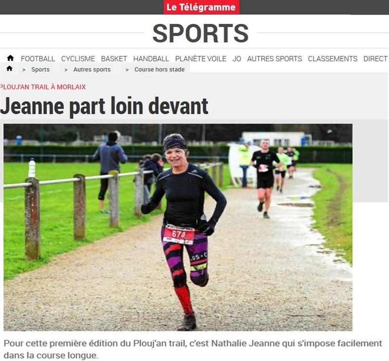 02_12 : PLOUJ'AN TRAIL : Article de presse du 12 février (Télégramme sports) 111tel10