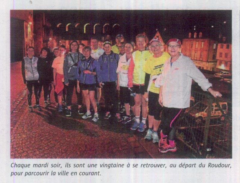 01_26 : le club est encore dans le journal (26 janvier) !!! Venell12