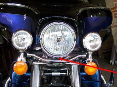 Montage de Phares LED sur Electra 110