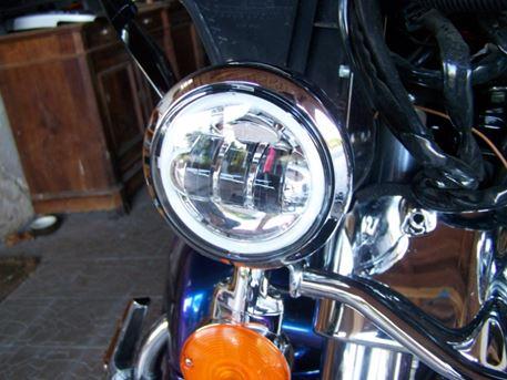 Montage de Phares LED sur Electra 1110
