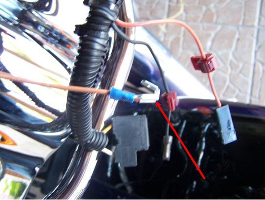 Montage de Phares LED sur Electra 1210
