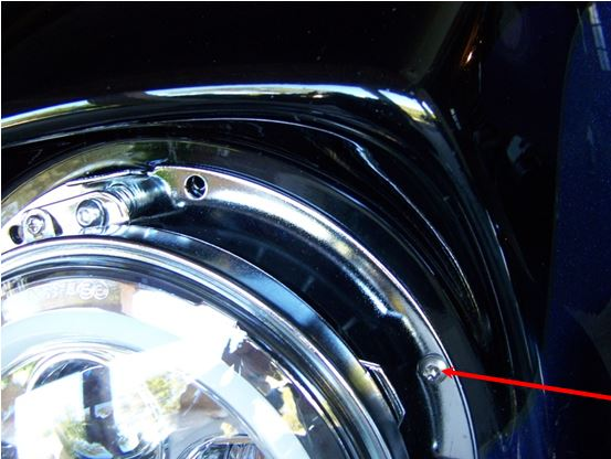 Montage de Phares LED sur Electra 1310