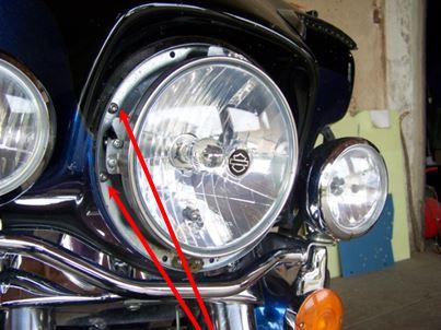 Montage de Phares LED sur Electra 310