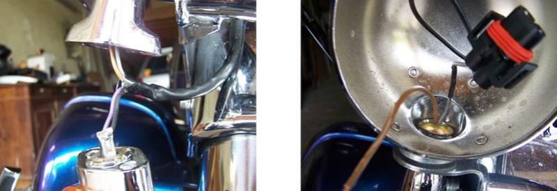 Montage de Phares LED sur Electra 710