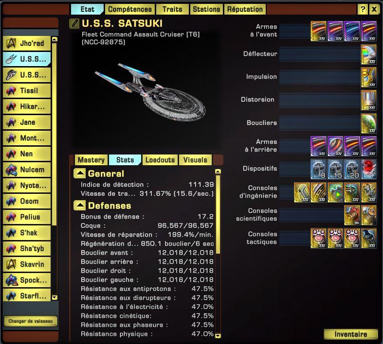 USS Satsuki : fleet Command Assault Cruiser Captur14