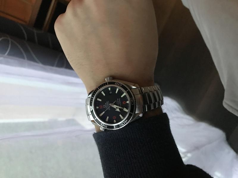 seamaster - [Vendue] Omega seamaster planet ocean calibre 2500 - 2290€ 24293f10