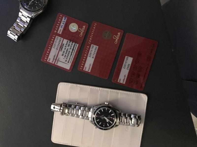 seamaster - [Vendue] Omega seamaster planet ocean calibre 2500 - 2290€ E1aa8110